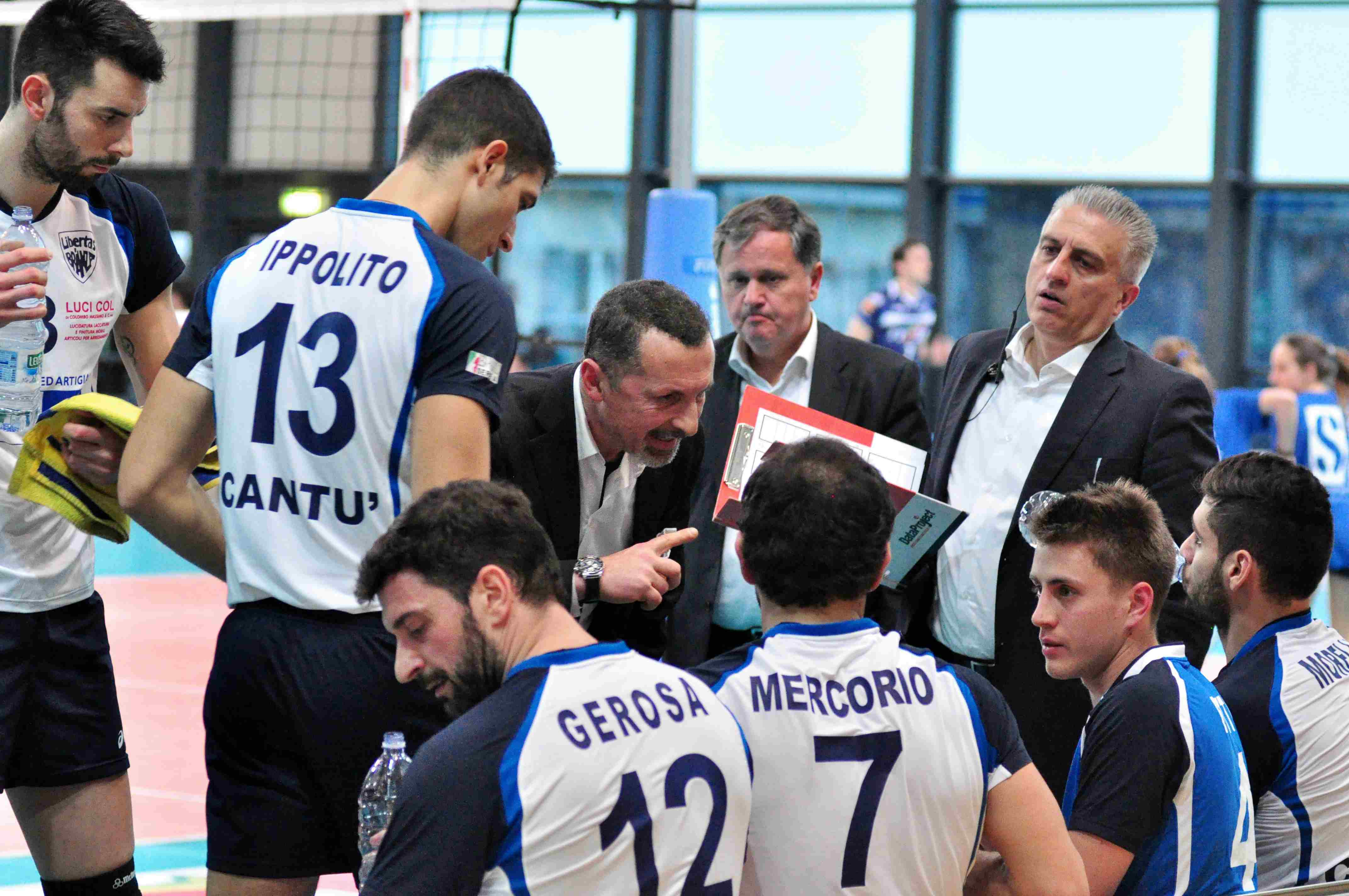 Calendario Volley Maschile.Volley Maschile Serie A2 Novita Libertas Cantu Tra
