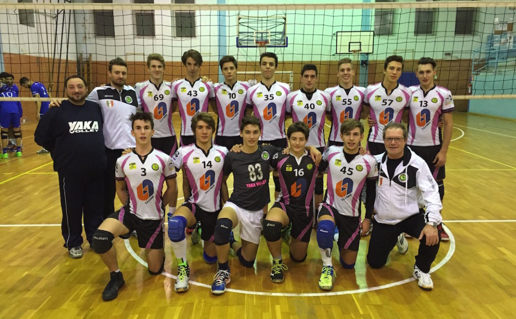 volley_Yaka Serie D 2015-2016
